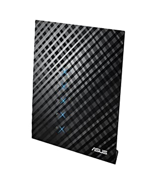 Asus RT-N14U - Router (Inalámbrico), negro