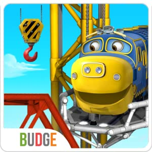 Chuggington Ready to Build - Train Play from Budge Studios