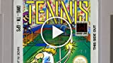 CGR Undertow - TENNIS Review for Game Boy