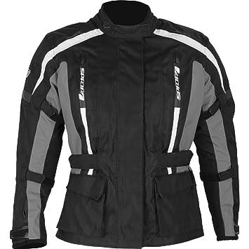 Spada moto Textile veste Core dames noir/gris