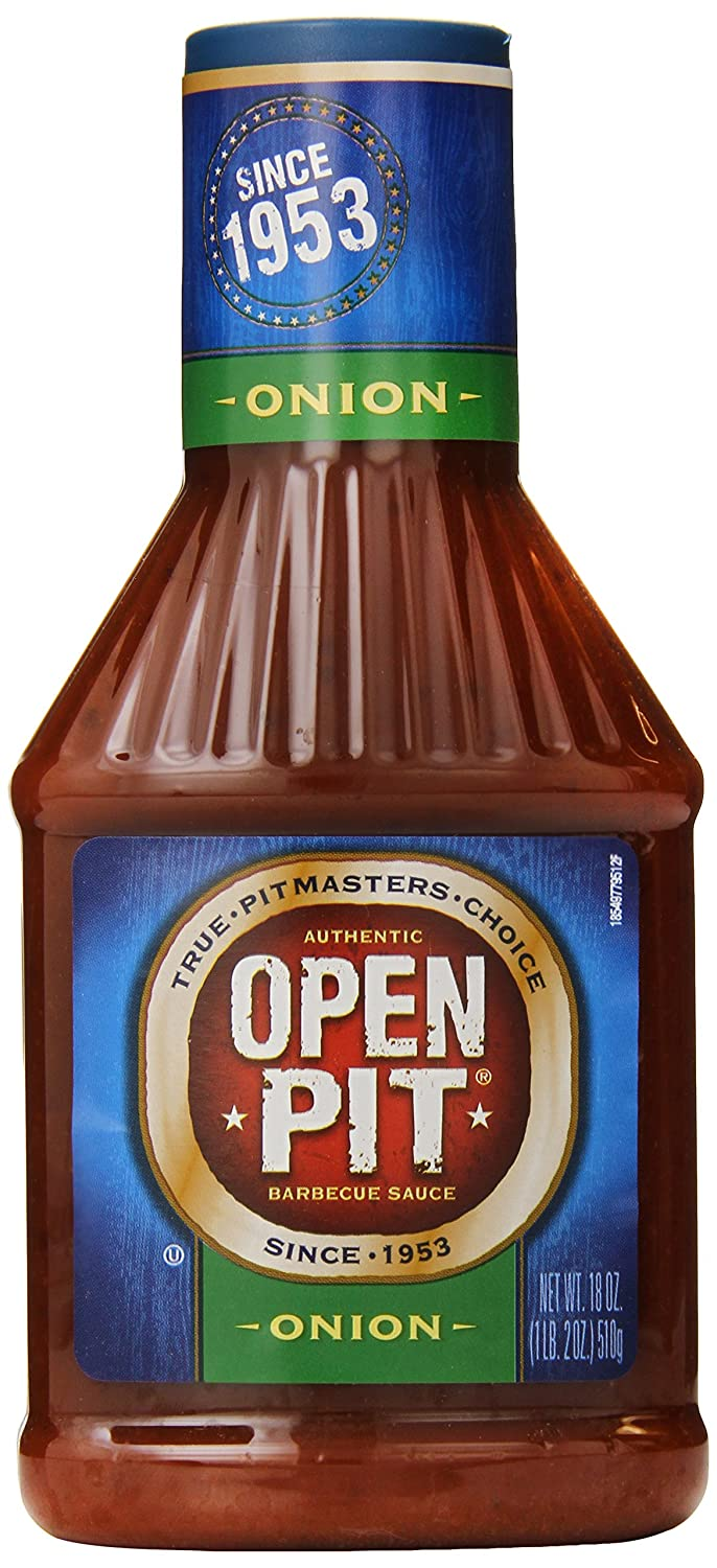 OPEN PIT ONION 18 OZ(Pack of1)