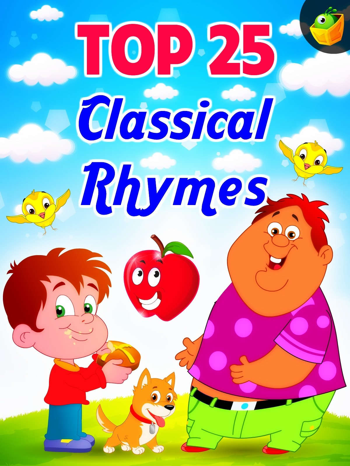 Top 25 Classical Rhymes on Amazon Prime Instant Video UK