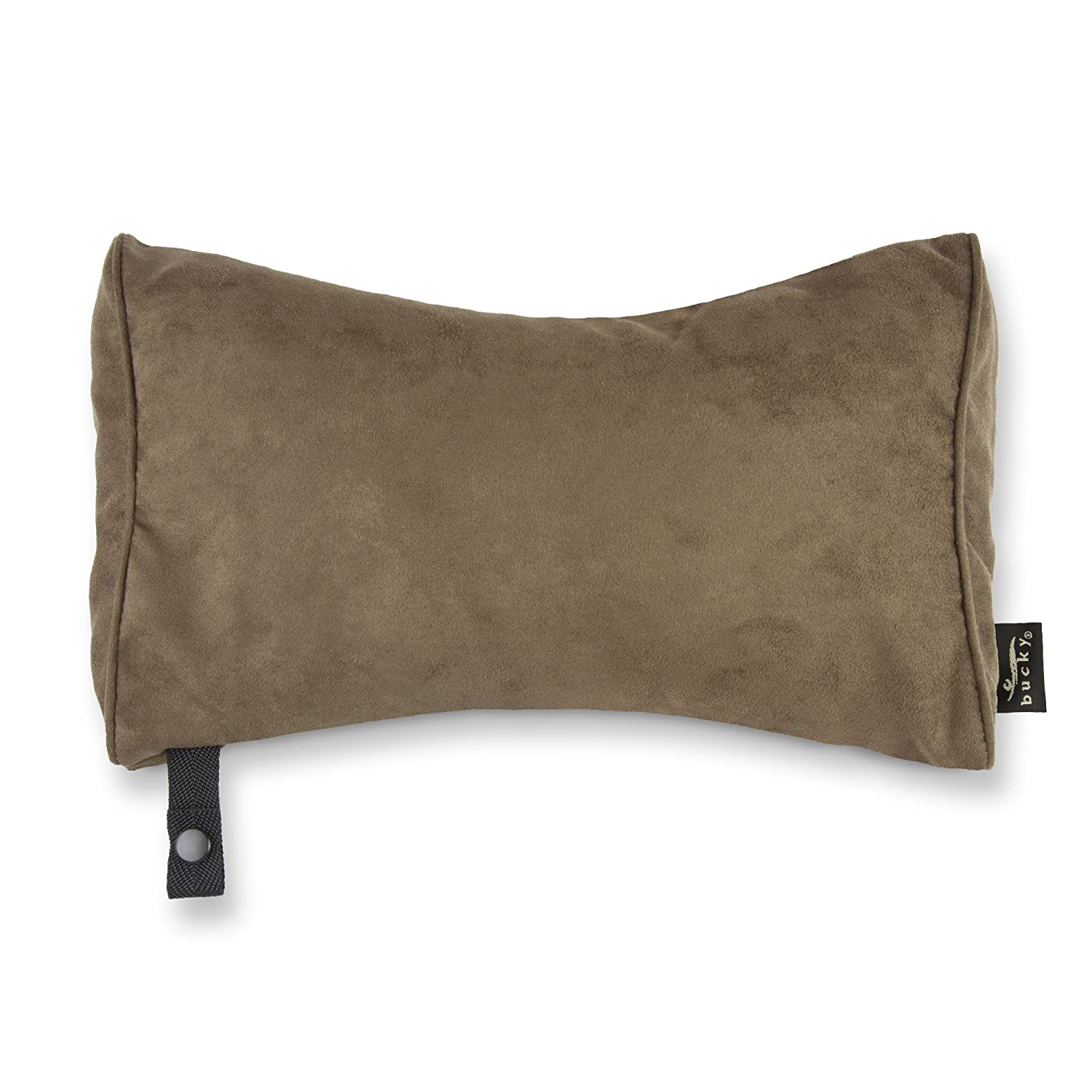 Bucky Luggage Beau Microsuede Neck and Back Pillow luggage