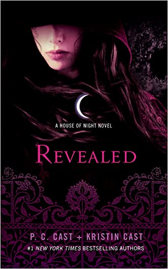 Revealed (The House of Night) written by P.C. Cast