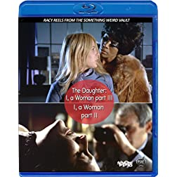 I, a Woman Part II / The Daughter: I, a Woman Part III Double Feature [Blu-ray]