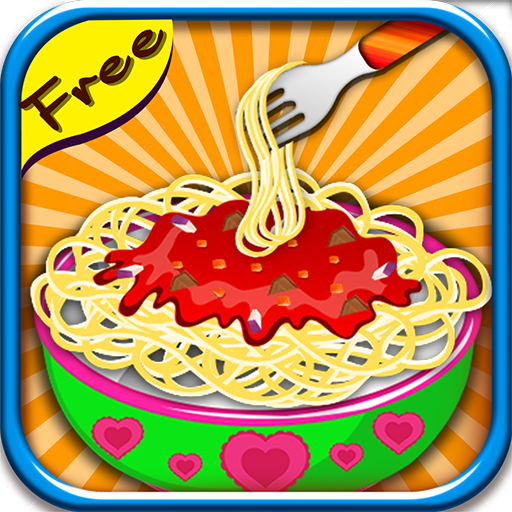 Noodle Maker - Free Kids Girls Cooking Game front-823028