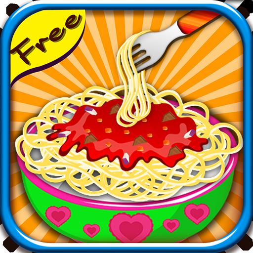 Noodle Maker - Free Kids Girls Cooking Game front-823028