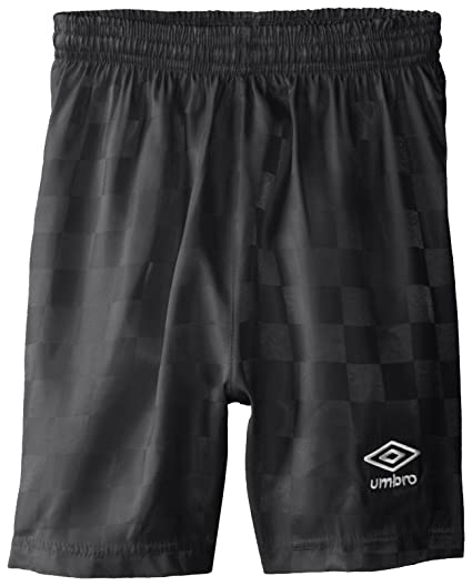 UMBRO Big Kids' Unisex Youth Checkerboard Short
