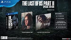 The Last of Us Part II - PlayStation 4 Special Edition