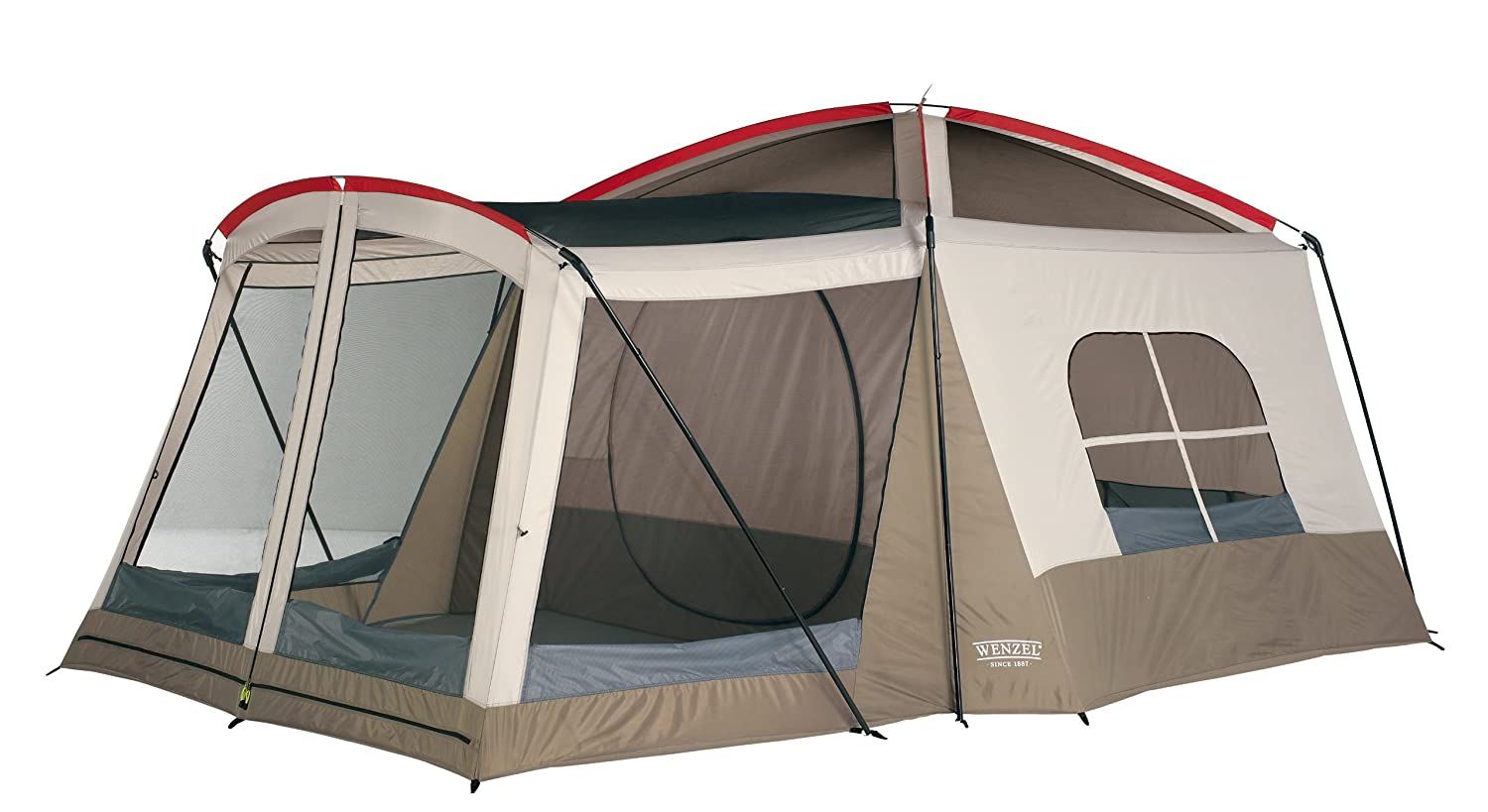 Top 10 Best Family Camping Tents For Sale In 2017 Reviews