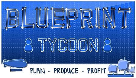 Blueprint Tycoon [Online Game Code]