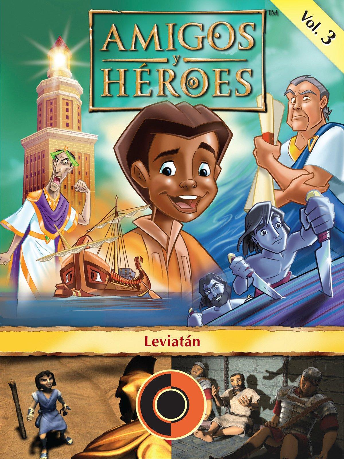 Amigos y Héroes, Volúmen 3