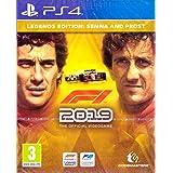 PS4 - F1 2019 - Legends Edition - [PAL EU - NO NTSC]