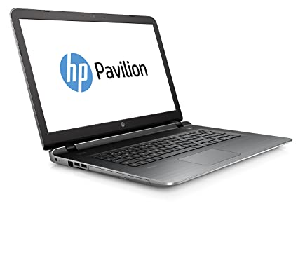 "HP Pavilion 17-g010nf PC portable 17,3"" Argent (Intel Pentium, 8 Go de RAM, Disque dur 1 To, Mise à jour Windows 10 gratuite)"