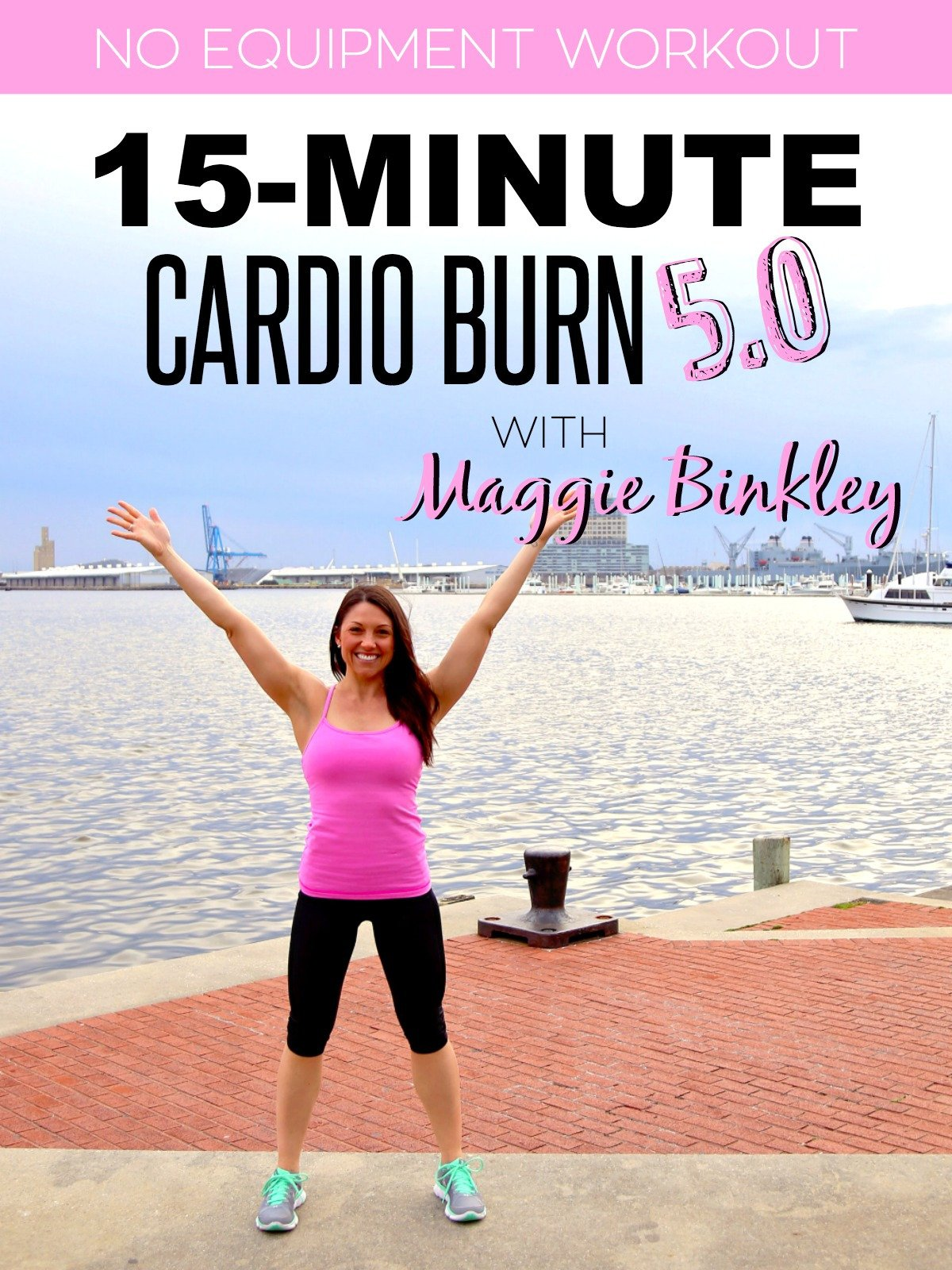 15-Minute Cardio Burn 5.0 Workout