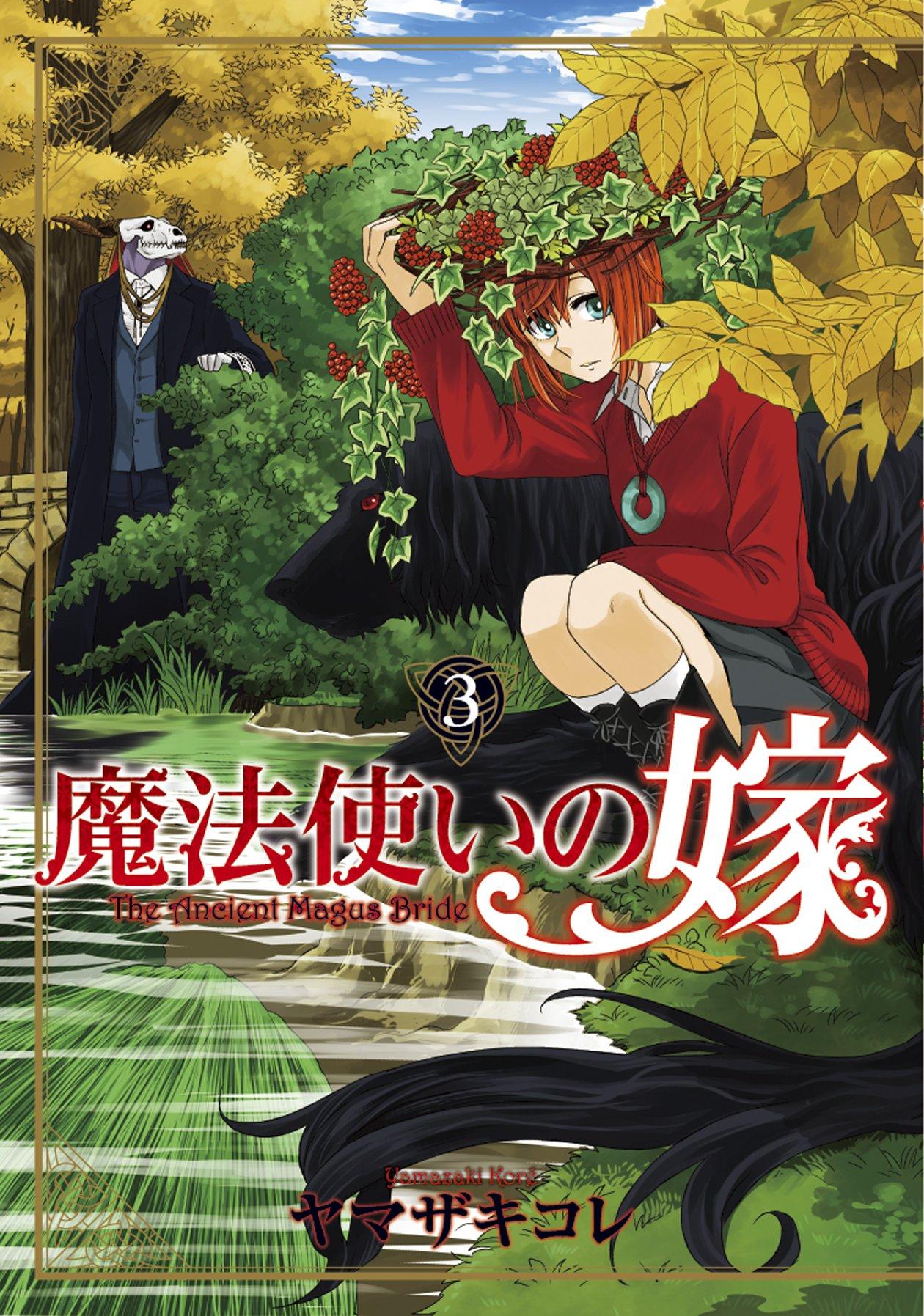 魔法使いの嫁 通常版 第3巻