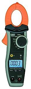 HTInstruments Digitale Stromzange 600A AC/DC TRMS, CAT IV 600 V, HT9015  BaumarktKundenbewertung und Beschreibung