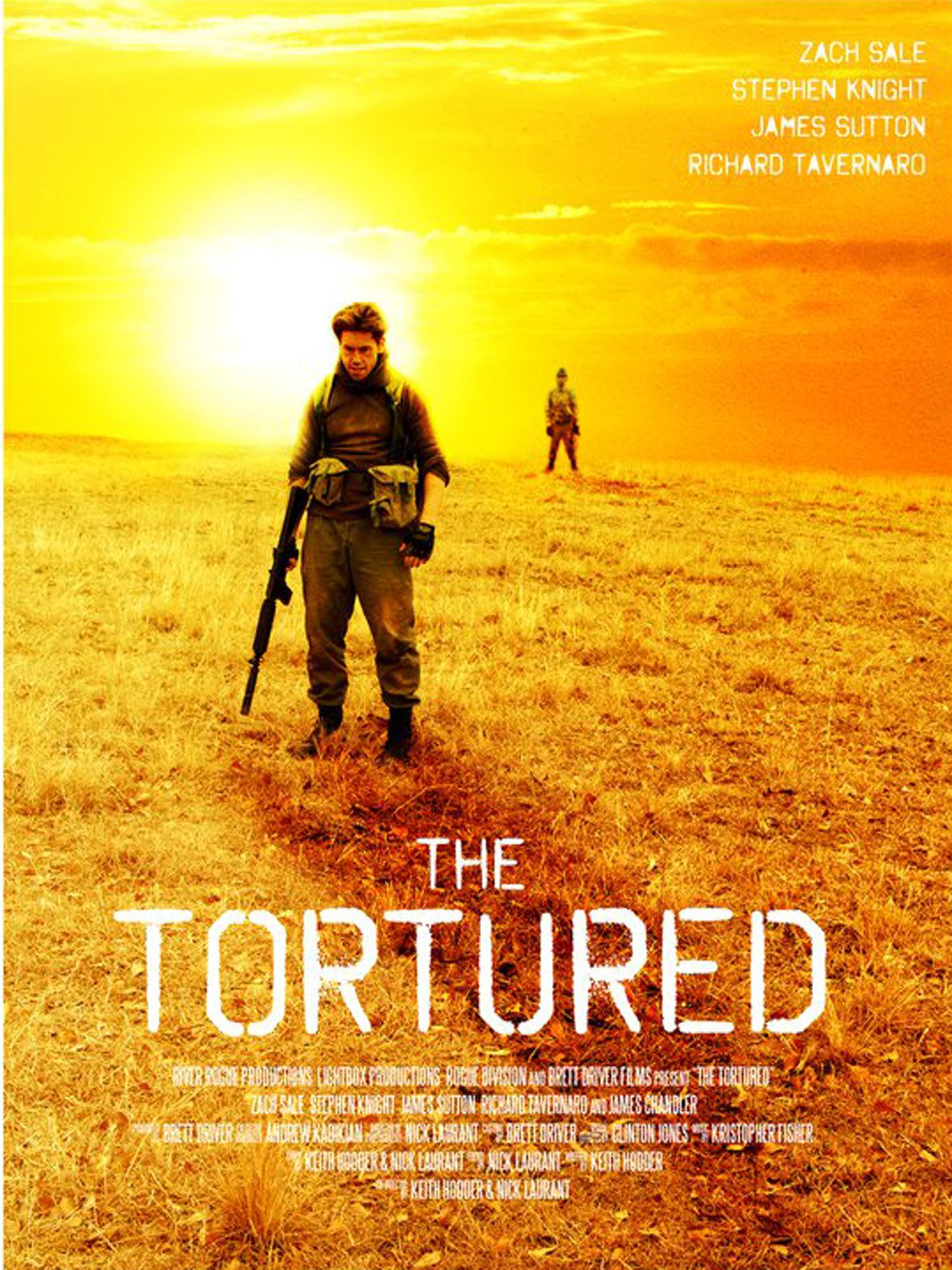 The Tortured on Amazon Prime Instant Video UK