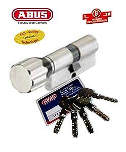 ABUS XP2S ProfilKnaufzylinder Länge Z50/K40mm mit 5 Schlüssel  BaumarktÜberprüfung und weitere Informationen