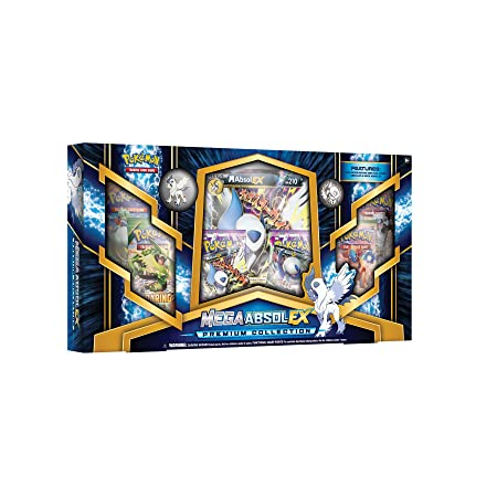 Mega Absol EX Box Premium Collection - Version Anglaise