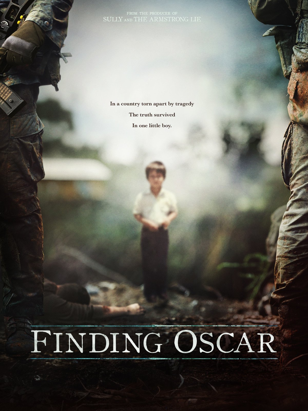 Finding Oscar on Amazon Prime Instant Video UK