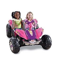 Fisher-Price Power Wheels Dune Racer - Pink