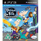 Phineas & Ferb Across The 2nd Dimension Sony Playstation 3 PS3 UK