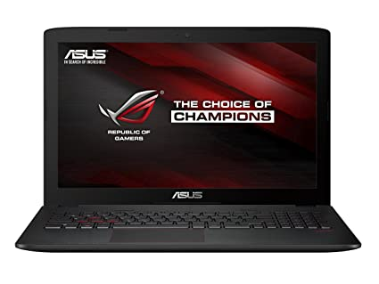 Asus ROG GL552VW-CN446T Gaming Notebook im Test