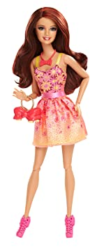Teresa L College Fashionista Barbie Fashionista Teresa Doll