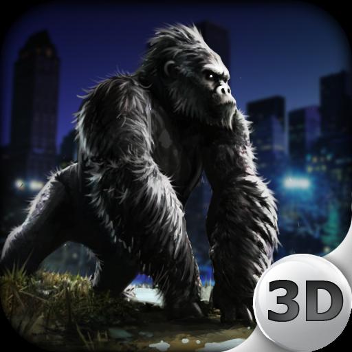 Kong City 3D Free