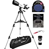 Orion StarBlast 90mm Altaz Travel Refractor Telescope Kit