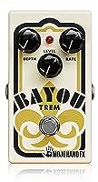 Mojo Hand Fx Bayou Trem クラシックアンプのトレモロトーン! モジョハンドエフェクツ バイユートレム 国内正規品