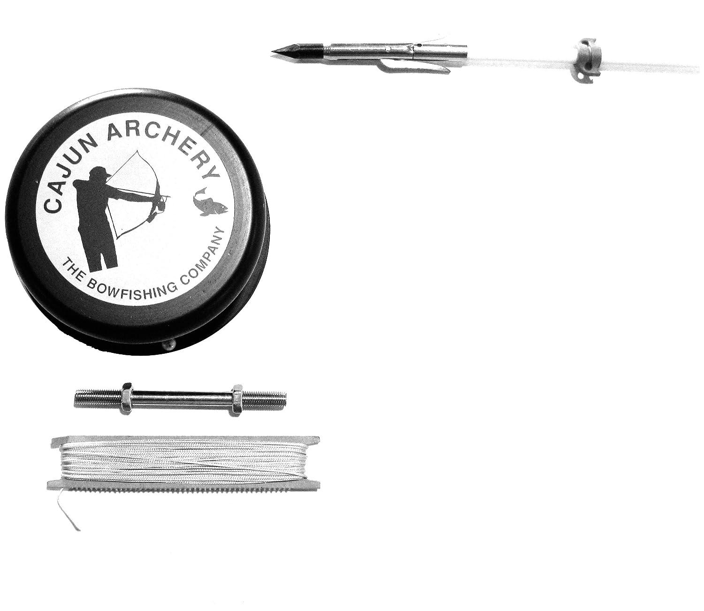 Cajun Archery Bowfishing Kit with Sting - A - Ree II Point w w archery sfokit26