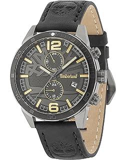 Herren Uhr Timberland Tbl15254js Analog Leder Quarz 13a Mit Armband H2YE9IWD