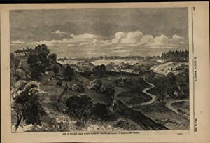 Shockoe Creek Valley, Richmond, Virginia, 1866