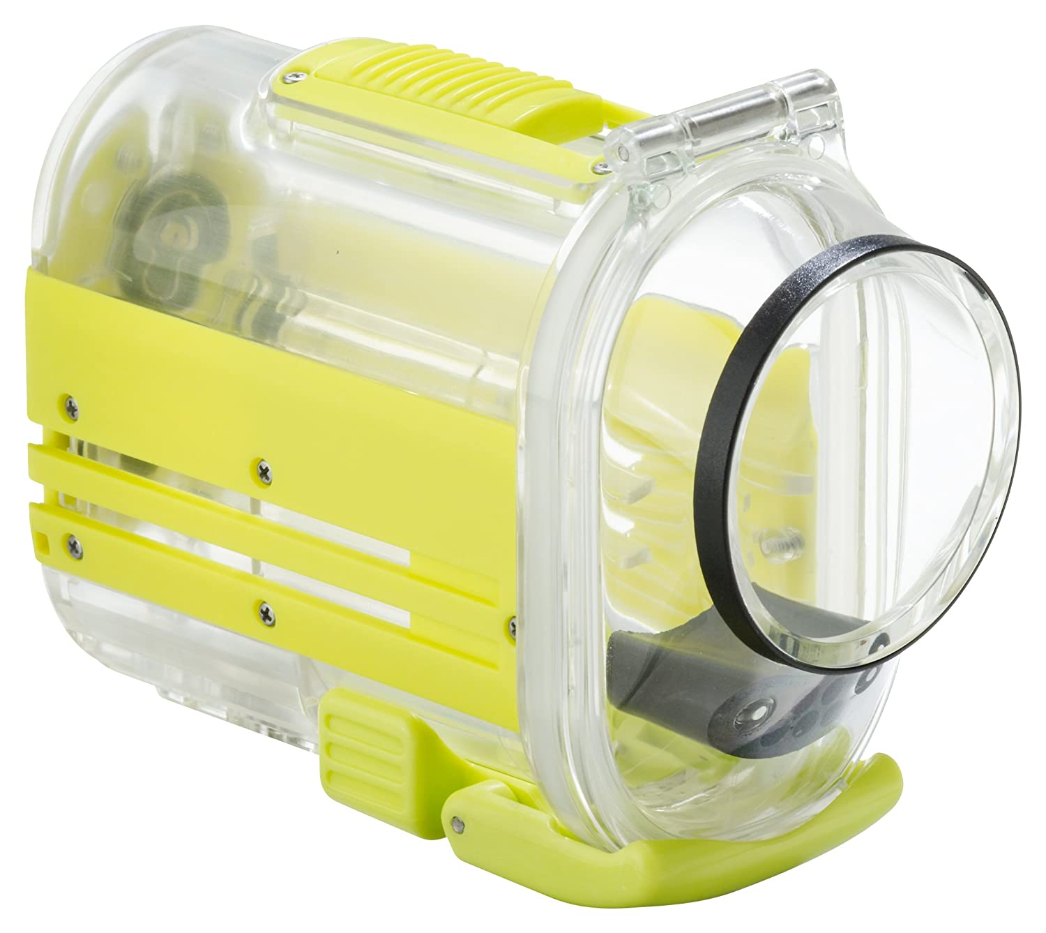 CONTOUR Waterproof Case For C+ Green