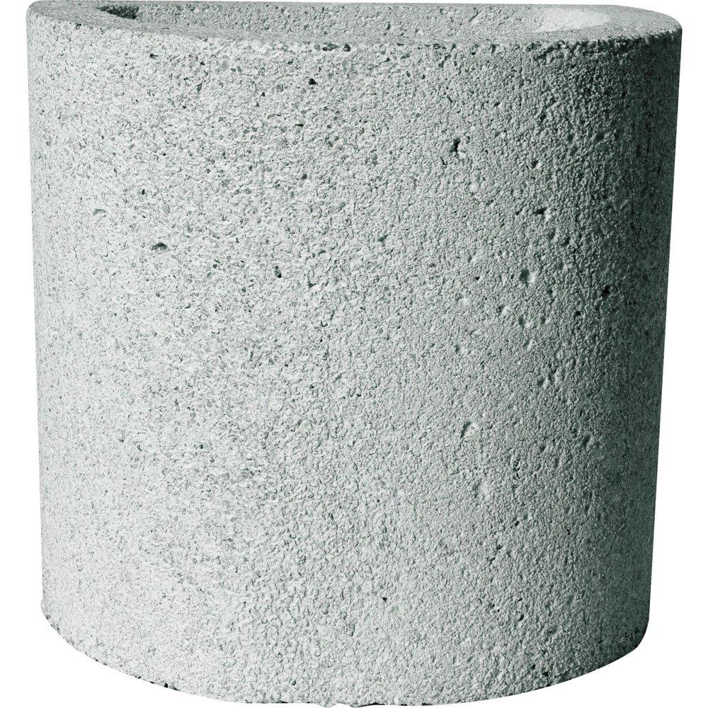 Buschbeck Kaminverlängerung für Rondo weiß kaufen