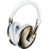 Ted Baker London Rockall Over-Ear 6.3mm Wired Headphones (White)