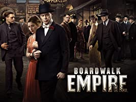 Boardwalk Empire Season 2