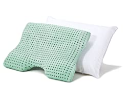 Sleep Joy Visco Fresh Memory Foam Advanced Contour Pillow