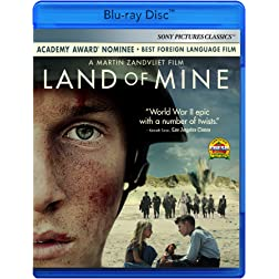 Land of Mine [Blu-ray]