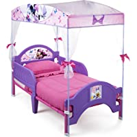 Delta Children Minnie Mouse Canopy Toddler Bed