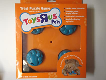 Puzzle Toys Dogs Dog Treat Puzzle Game