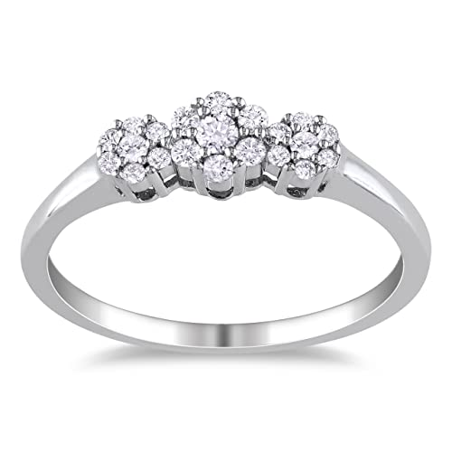 diamond ring Christmas gift ideas for girl