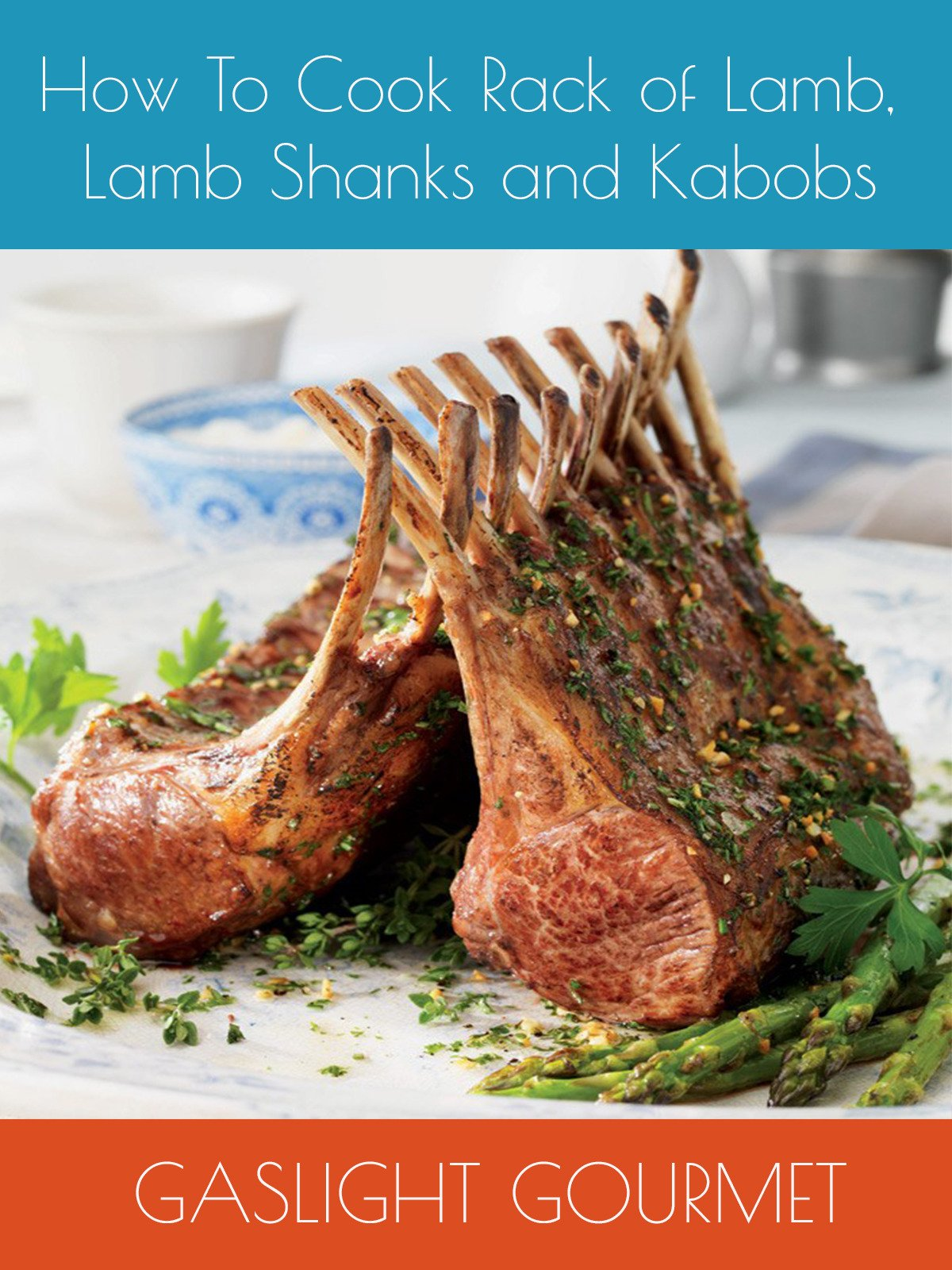 How To Cook Rack of Lamb, Lamb Shanks and Kabobs on Amazon Prime Video UK