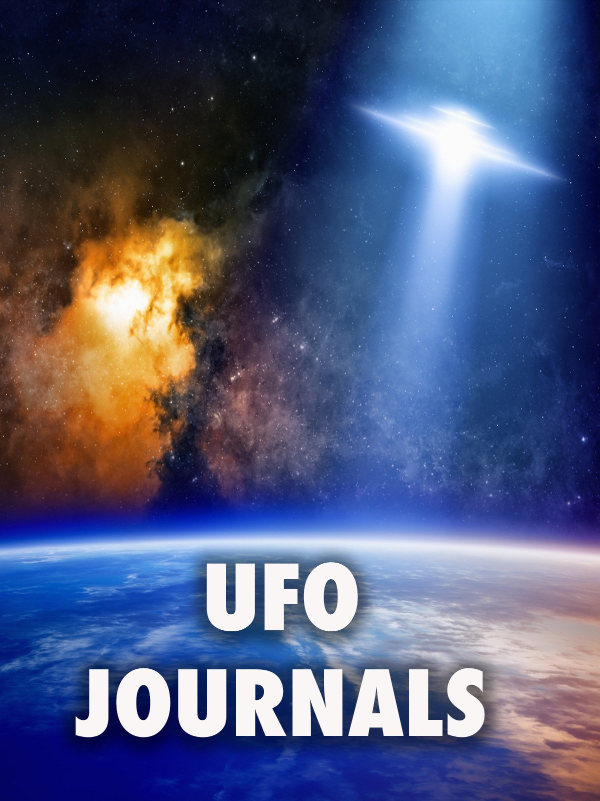 UFO Journals on Amazon Prime Instant Video UK