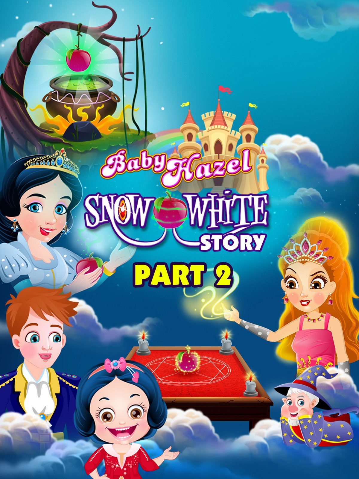 Watch 'Baby Hazel Snow White Story Part 2' on Amazon Prime Video UK