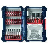 Bosch SDMS40 40 pc. Impact Tough Screwdriving Custom Case System Set