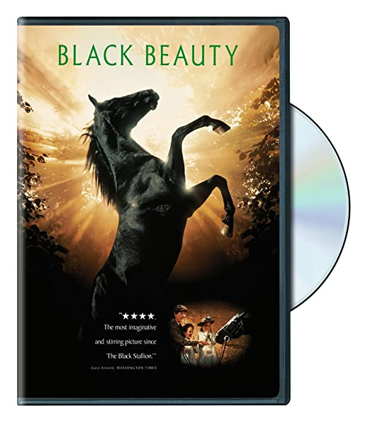 10 Pansy Black Beauty: 10 Family Movies For $5 And Under!