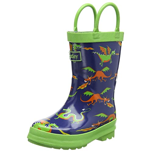 Hatley Boys Rainboots Dragons